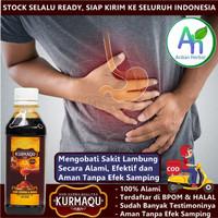 Obat Maag, Asam Lambung, GERD, Infeksi / Radang Lambung Herbal Qurmaku