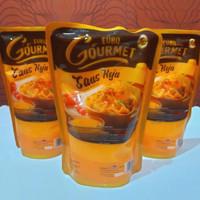 saus keju euro gourmet 500gr / cheese sauce / saos