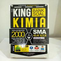 THE KING BANK SOAL KIMIA SMA FRESH UPDATE