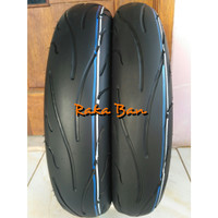Ban Motor Matic Ukuran 90/80&100/80 Merk ZENEOS Tubeless