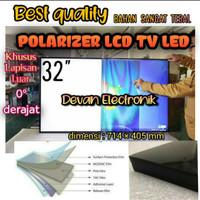 plastik polarizer tv lcd 32 inch berkualitas