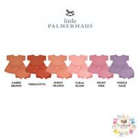 Little Palmerhaus Peplum Tee Set Warna1 (Baju Set Anak)
