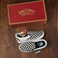SEPATU Vans Slip On Checkerboard Comfycush