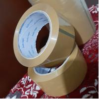 LAKBAN BENING-COKLAT 45mm x 100 YARD INDO TAPE KUALITAS DAIMARU