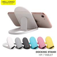 Dudukan Hp Docking Stand Tablet Universal Holder Handphone Dock Phone