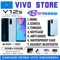 VIVO Y12S RAM 3/32 GB GARANSI RESMI VIVO INDONESIA