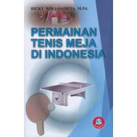 Permainan Tenis Meja Di Indonesia