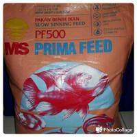 Pakan Benih Bibit Ikan Lele Nila Gurame Pelet PF 500 10Kg KHUSUS GRAB