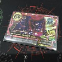 Kartu Animal Kaiser ORI Death Scorch Ultra Rare Promo