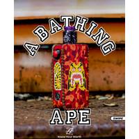 LEATHER SLEEVE / CASE HEXOHM BATHING APE (BAPE) TIGER SERIES