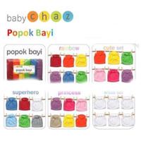 Baby Chaz Popok Kain Isi Polos 6 Pcs