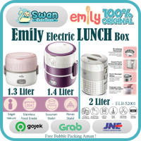 Emily Electric Lunch Box / Penghangat Makanan Bayi / Bekal Piknik