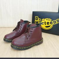 sepatu Boot anak DR.Marteen Docmart grade original coklat