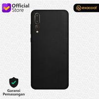 [EXACOAT] Huawei P20 Pro 3M Skin / Garskin - Black Matrix