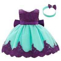 Dress anak bayi perempuan baju pesta ulang tahun