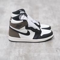 Air Jordan 1 High Dark Mocha 100% Authentic