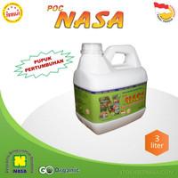 Promo Poc nasa Kemasan 3 Liter, Nutrisi Organik panen Berkualitas