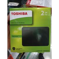 TOSHIBA Canvio Basic 2TB USB 3.0 / HARDDISK 2,5/ HDD EXTERNAL