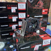 VGA POWERCOLOR RX 550 2GB DDR5 128 BIT