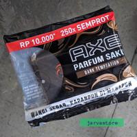 Axe Parfum Saku Dark Temptation 17Ml coklat