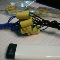Sidereal auricap kapasitor .47 uf 200 v audio grade