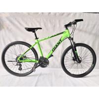Sepeda gunung MTB Giant ATX 700 hijau