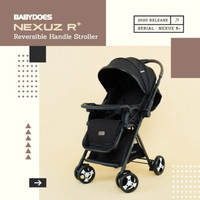 Stroller Kereta Dorong Bayi BabyDoes / Baby Does Nexuz R +