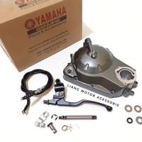 Bak Blok Kopling Manual Sepaket PNP Yamaha Jupiter MX Old Spark/LC 135