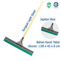 Pendorong Air Lantai Wiper Lantai Floor Cleanmatic 960040 Rubber Mop