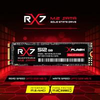 SSD M2 SATA / M.2 SATA / M2SATA 512GB RX7 RESMI (GARANSI 3 TAHUN)