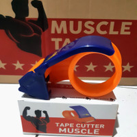 "TAPE DISPENSER/ PEMOTONG LAKBAN/TAPE CUTTER 2"" MURAH BERKUALITAS"
