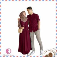 Baju Couple Pasangan Muslim Terbaru