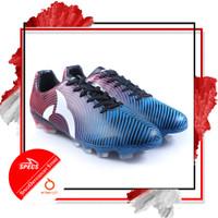 Sepatu Bola Ortuseight FORTE HELIOS FG - Blue Ortred Black White