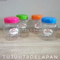 Toples Kue Luxor Round Candy Jar 101 Lion Star 1150ml