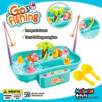 Mainan Memancing Ikan Bebek Go Fishing Game SNI