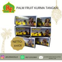 Kurma Palm Fruit Kurma Tunisia Tangkai Original SEGEL Bukan Palm KW