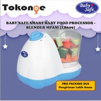 BABY SAFE Smart Baby Food Processor - Blender MPASI [LB609]