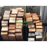 kayu balok 6x12 meranti