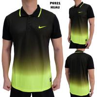 Baju olahraga polo shirt berkerah kaos santai