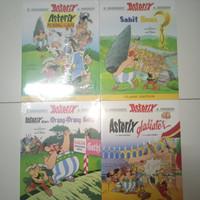 Komik Asterix & Obelix Segel. Buku Ukuran Besar Segel Oleh Uderzo