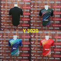 Baju Kaos Badminton yonex Y 3020 Baju Yonex Impor Murah