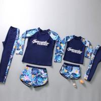 Baju Renang Anak Laki & Perempuan Unisex Import - 3XL