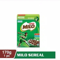 Milo Cereal 170 Gr Box/milo/sereal