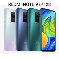 XIAOMI REDMI NOTE 9 6/128
