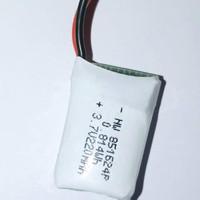 Baterai Lipo 1S untuk drone apex GD65A GD65