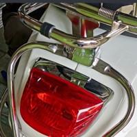 Crashbar peLindung body vespa LX S lxv +aksesoris vespa modern