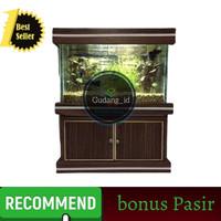 Aquarium mini led cupang usb /akuarium mini cupang set lampu lengkap