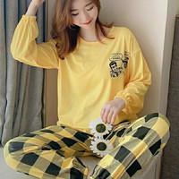 Piyama 502 Import Baju Tidur Panjang Anak Perempuan Remaja Wanita