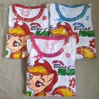 Baju Tidur Anak Perempuan Sett Pendek Pony usia 1thn