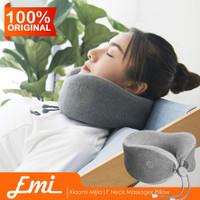 Xiaomi Mijia LF Neck Massager Pillow Bantal Leher Pijat Travel Pesawat